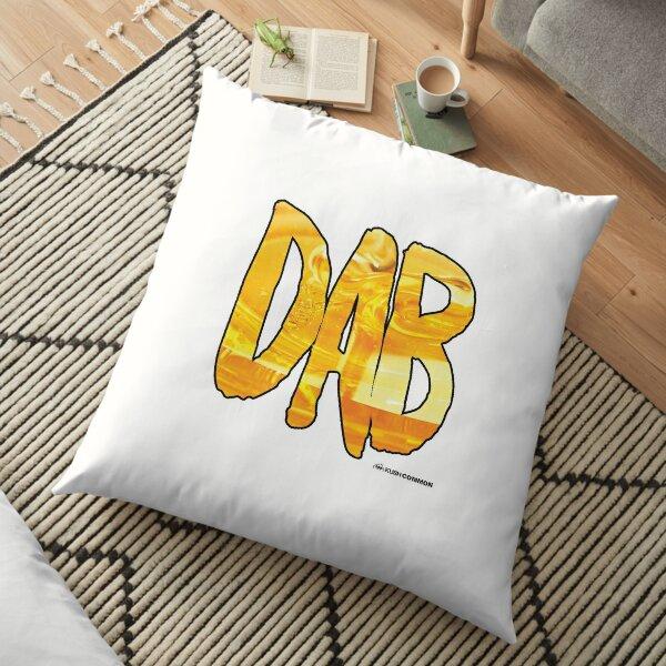 DAB Honey Floor Pillow