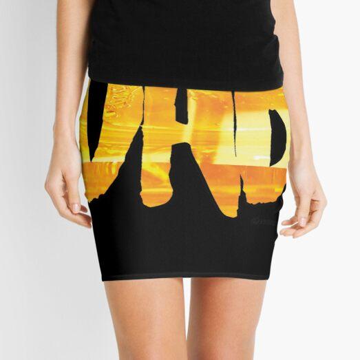 DAB Honey Mini Skirt