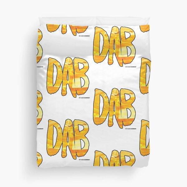 DAB Honey Duvet Cover