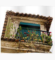 Lisbon color  Poster