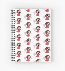 What Does Your Heart Tell You? Spiral Notebook
