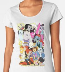 Undertale Women's Premium T-Shirt