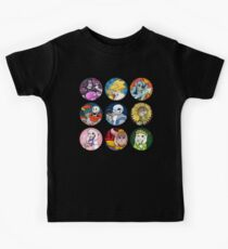 Undertale Circles Kids T-Shirt