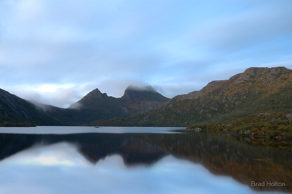 Cradle Mountain Reflection by Brad Holton