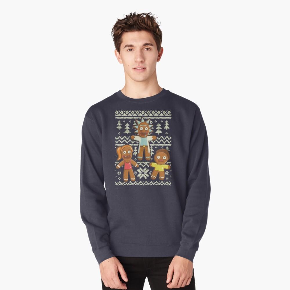 UGLY CHRISTMAS Pullover Sweatshirt