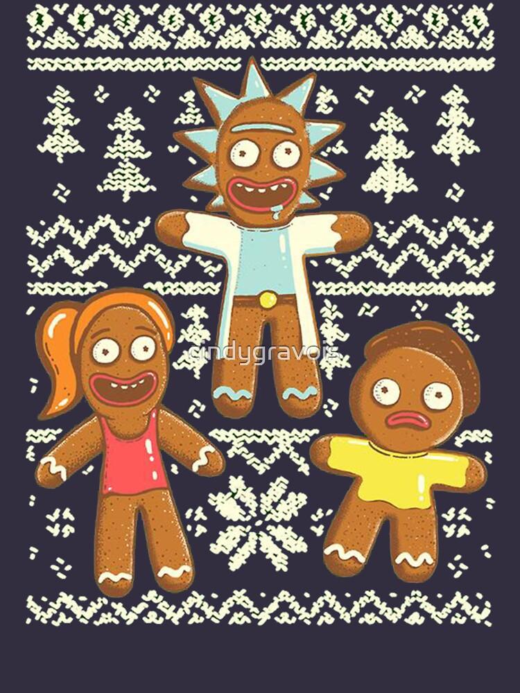 UGLY CHRISTMAS by cindygravois