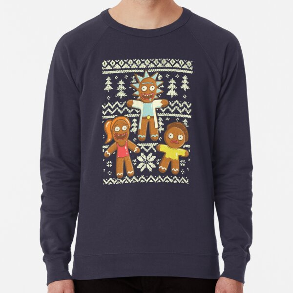 UGLY CHRISTMAS Lightweight Sweatshirt