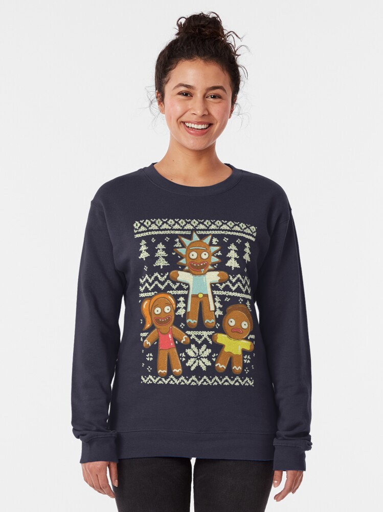 Alternate view of UGLY CHRISTMAS Pullover Sweatshirt