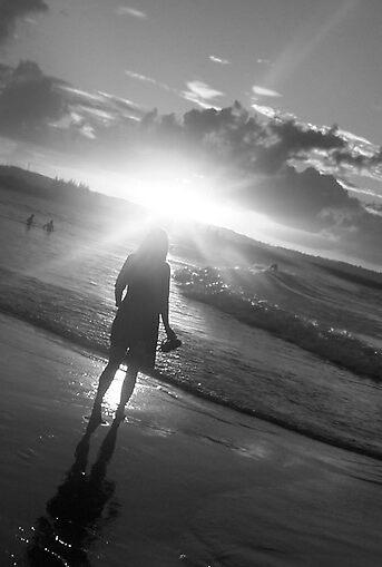 going into the light by Nenad  Njegovan