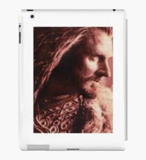Thorin Oakenshield Stitched look iPad Case/Skin