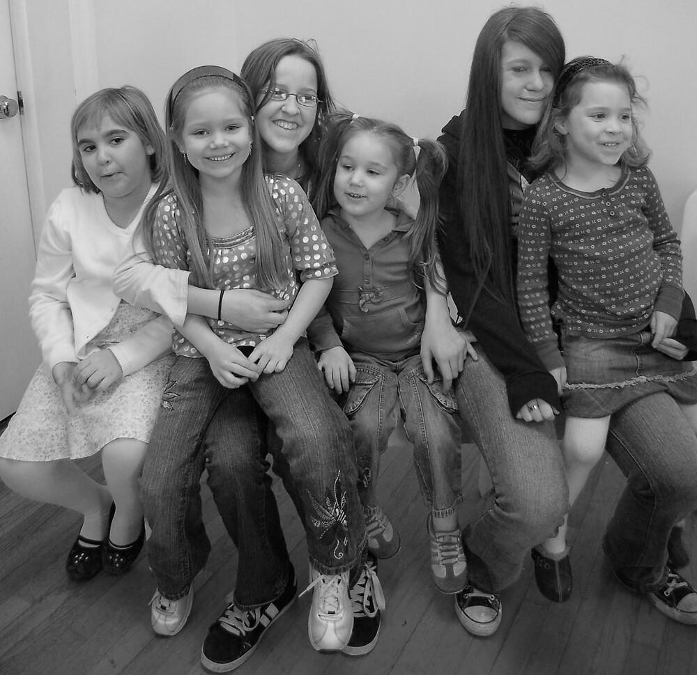 Cousins by jennawren13