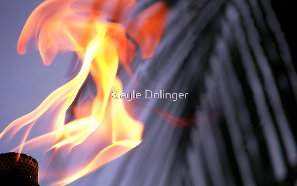 Fire Dancer by Gayle Dolinger