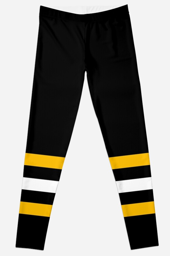 Pittsburgh Home Leggings by fourgoalspecial