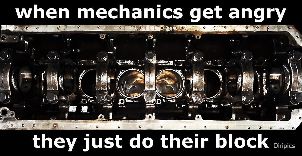 Mechanics by Diripics