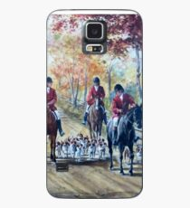 Autumn Hounds and Horses Case/Skin for Samsung Galaxy