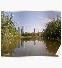 The Nature Big Town Poster