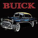Buick For 1955 by crimsontideguy
