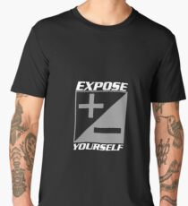 Expose Yourself T Shirt Men's Premium T-Shirt