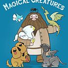 Hagrid's Home for Magical Creatures von Queenmob