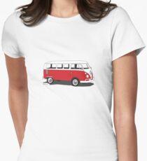 Kombi freedom Women's Fitted T-Shirt