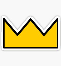 Jughead Crown Sticker