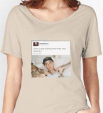 Blackbear tweet  Women's Relaxed Fit T-Shirt