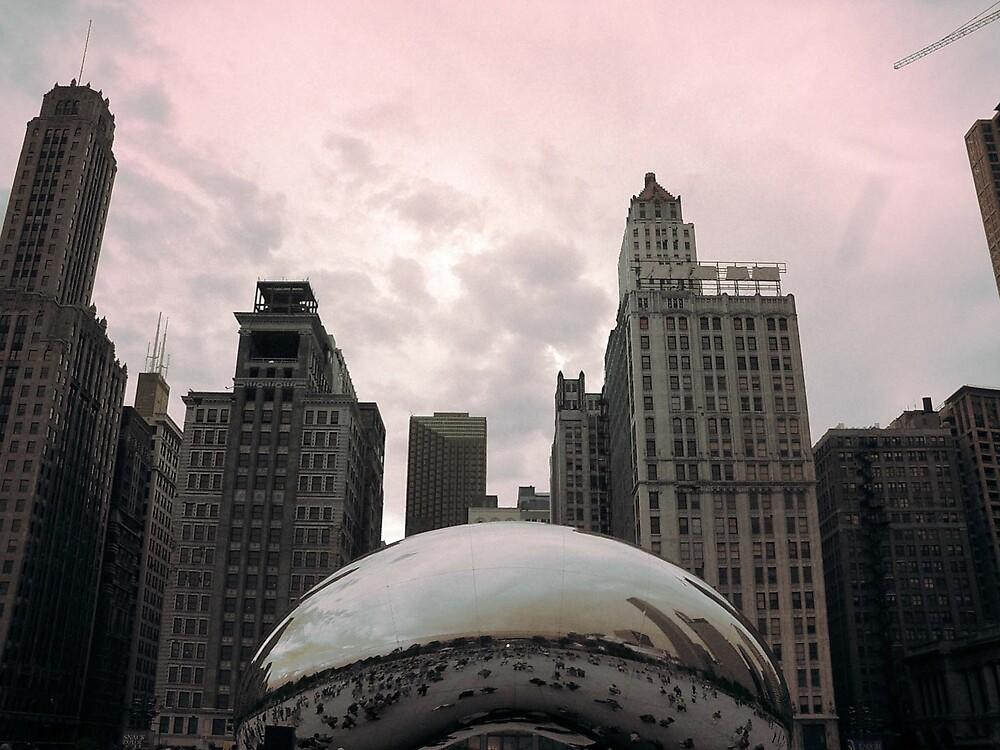 Brain of the City by Nim Sharon