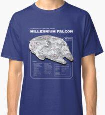 STAR WARS - Millennium Falcon 2 Classic T-Shirt