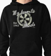 My favorite wheels fuchs Pullover Hoodie