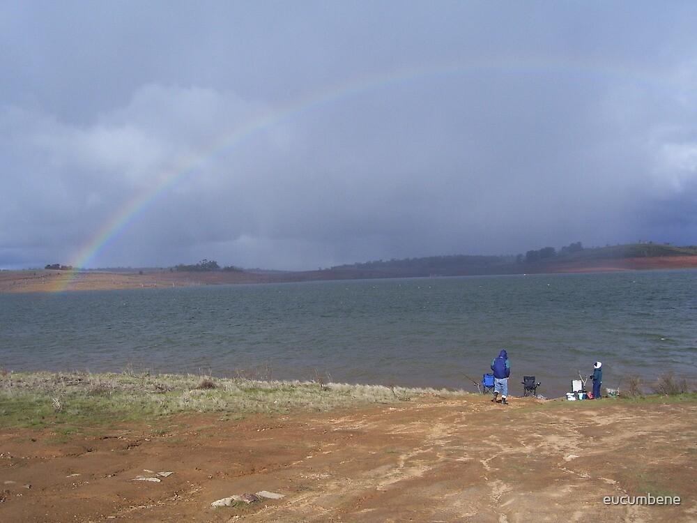 Somewhere over the rainbow by eucumbene