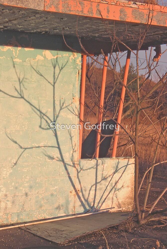 Detail - Echo Drive In by Steven Godfrey