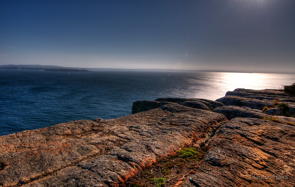 Jervis Bay wide by Clayton Hairs