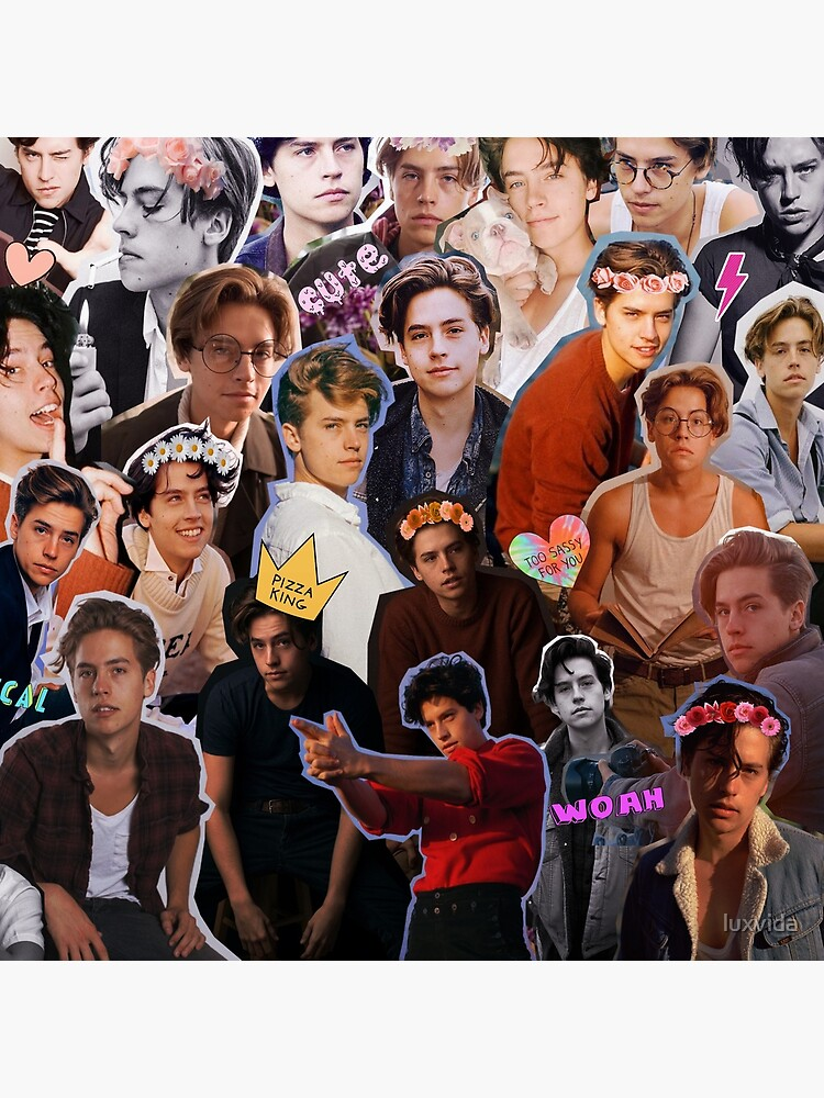Cole Sprouse Collage by luxvida