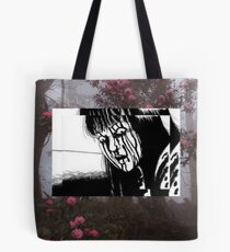 Junji Itou lost in the forest Tote Bag