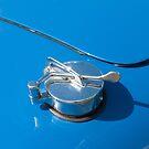 Bugatti Petrol Cap by Flo Smith