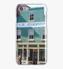 Downtown Leesburg iPhone Case/Skin