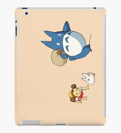 My Neighbor Totoro - Run iPad Case/Skin