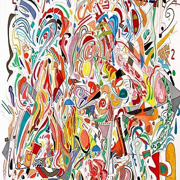 A dalliance with Dali - shovelling the funk by TonyBroadbent