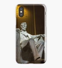 Lincoln Memorial iPhone Case/Skin