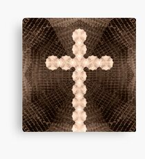 The Holy Cross Canvas Print