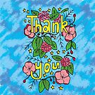Thank you (for no particular reason) by Dyan Burgess