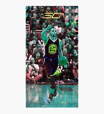 Curry Stephen double exposure Photographic Print