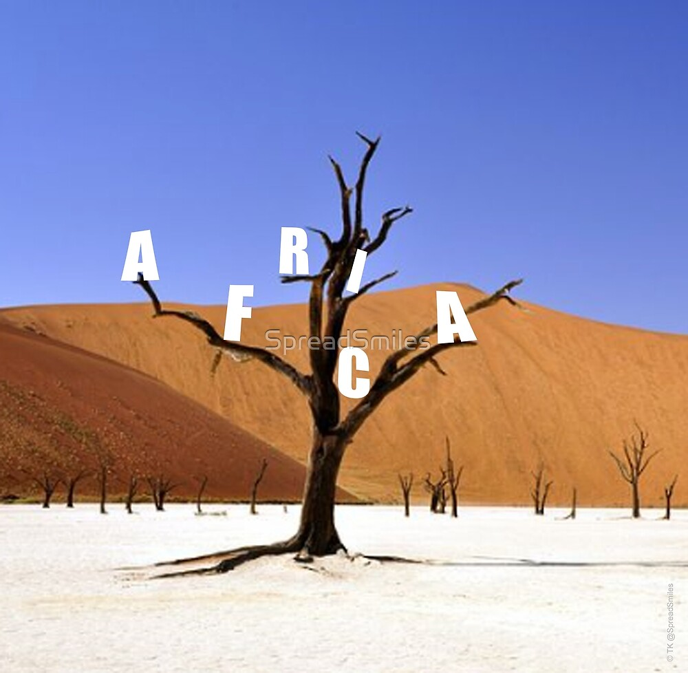Africa 4 by SpreadSmiles