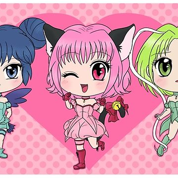 Tokyo Mew Mew Power by LovelyKouga
