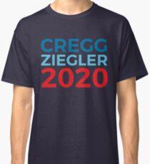 CJ Cregg Toby Ziegler / The West Wing / 2020 Election / Cregg Ziegler Classic T-Shirt
