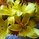 *Gorgeous Lilies in Bouquet* by EdsMum