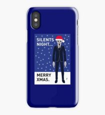 SILENTS NIGHT... iPhone Case/Skin