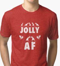 Jolly AF Tri-blend T-Shirt