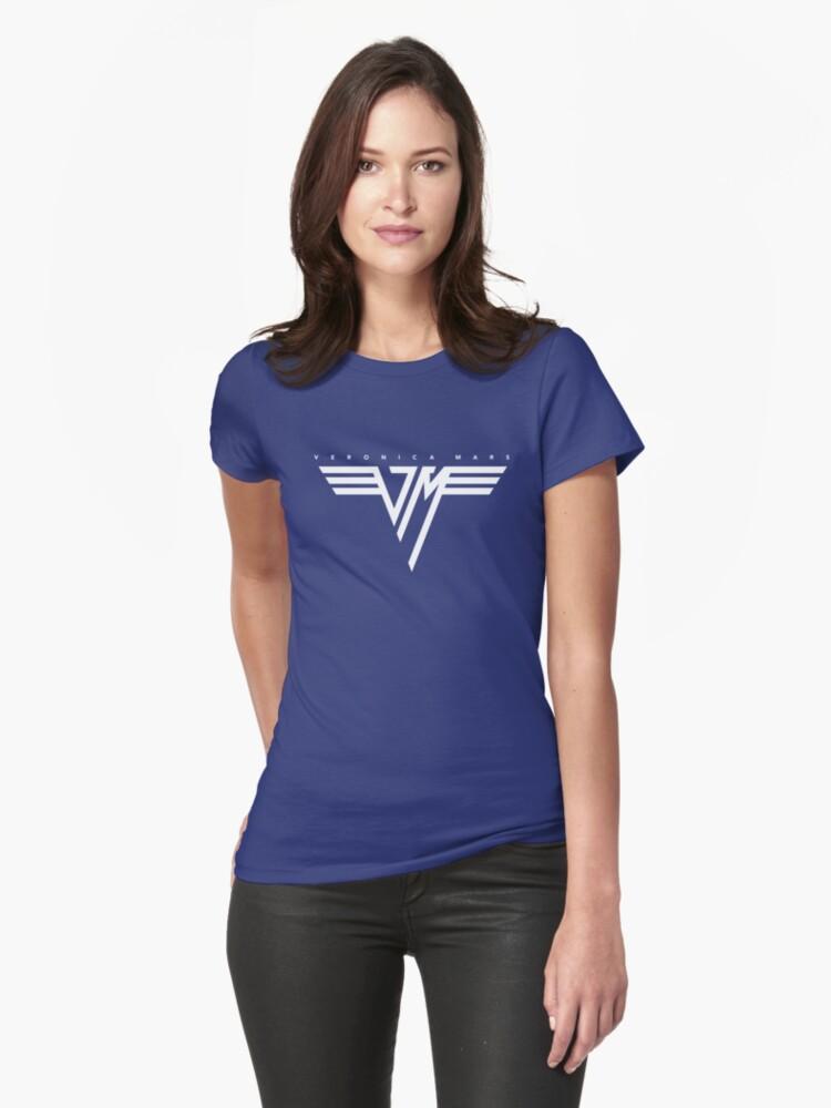 Verockin Mars Womens T-Shirt Front
