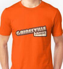 Gainesville, Florida | Retro Halftone T-Shirt